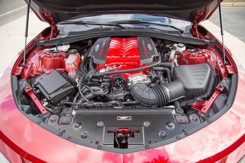 Yenko Winks At Dodge Hellcat With 800hp 2017 Chevy Camaro Sc