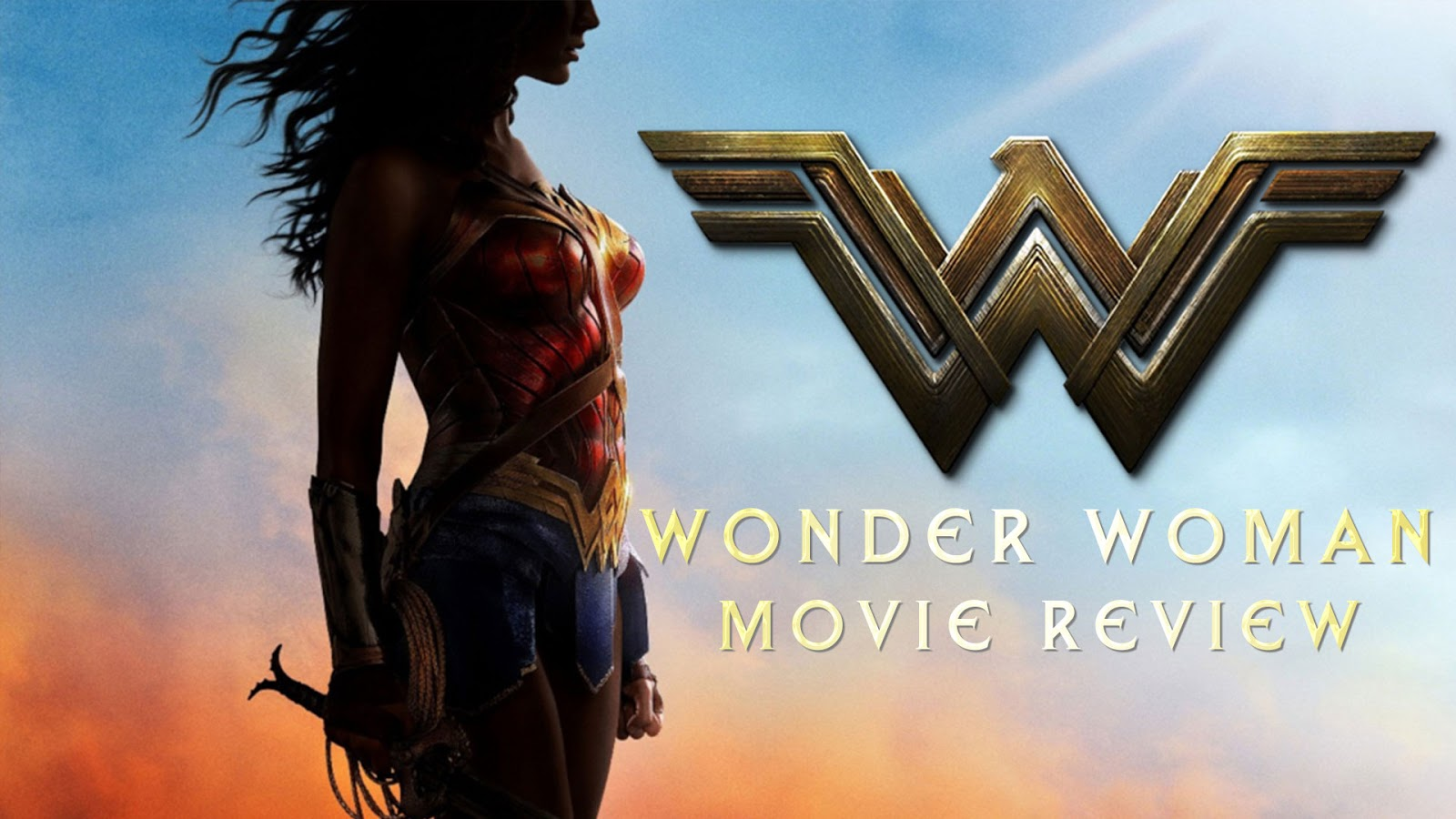 movie review Wonder Woman podcast