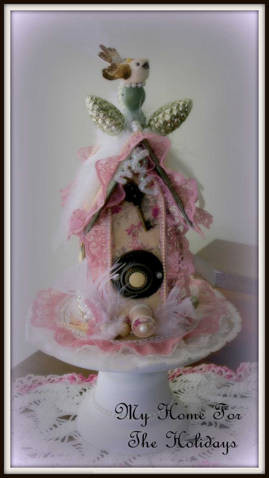 Shabby Chic Crafts To Make | myideasbedroom.com