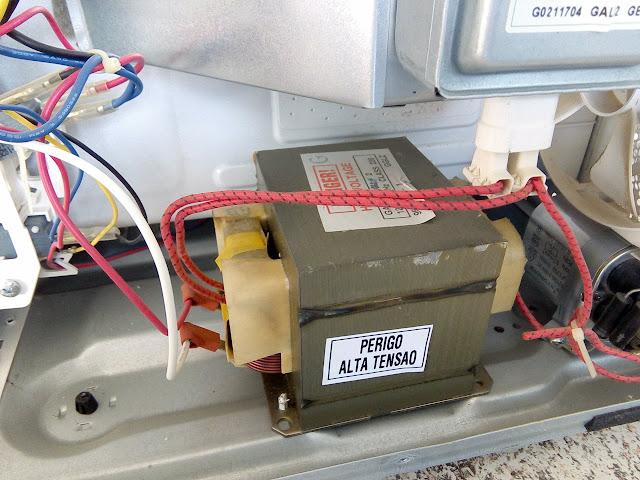 Microndas Brastemp Ative Transformador