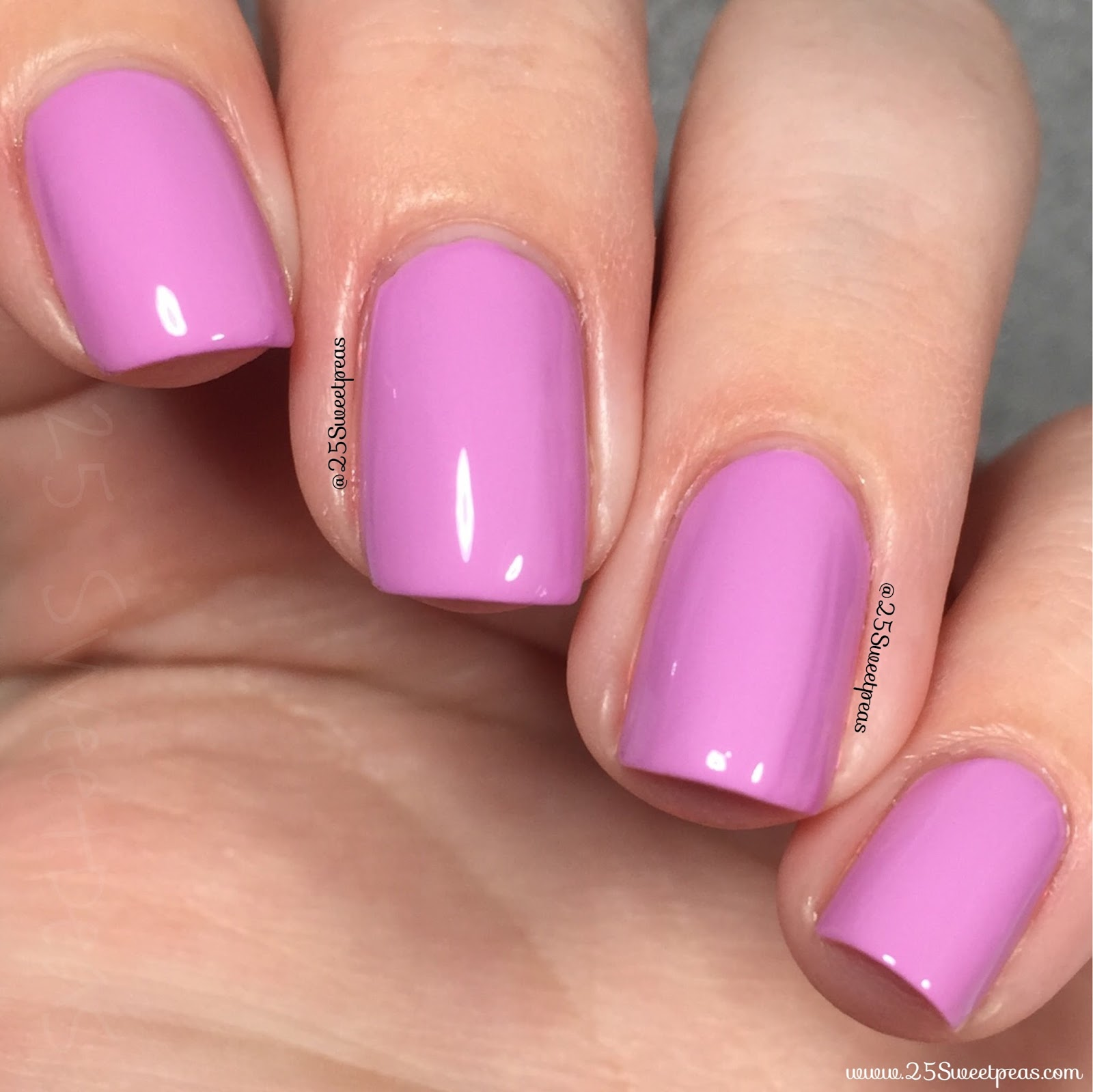 Julie G Nail Polish Dream in Pretty