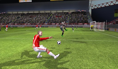 Dream League Soccer 2018 v5.054 Mod Apk+Data Terbaru (Unlimited Money)