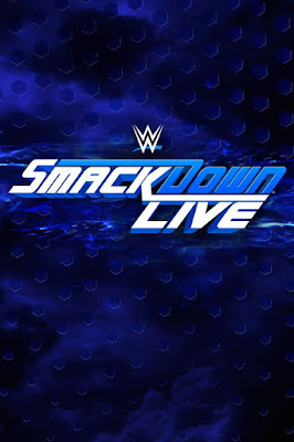 WWE Tuesday Smack Down Live 07 11 2017 DVD Custom NTSC Latino