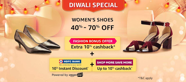Women's Shoes 40% to 70% off