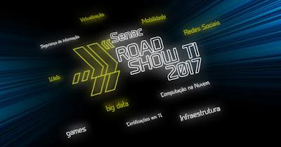 Virtualização e Animação para Web e Mobile são temas do Road Show TI no Senac Registro-SP