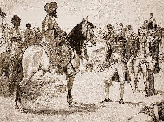 When America celebrated a warrior from Mysore