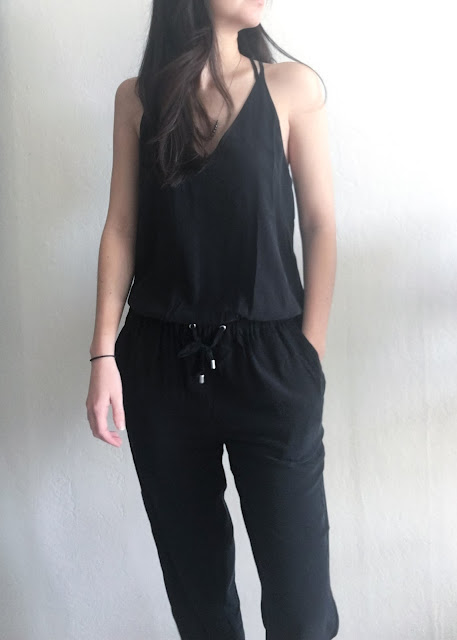 Grana Jumpsuit Review Petite