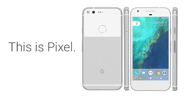 Google Pixel, Pixel XL smartphone Philippines
