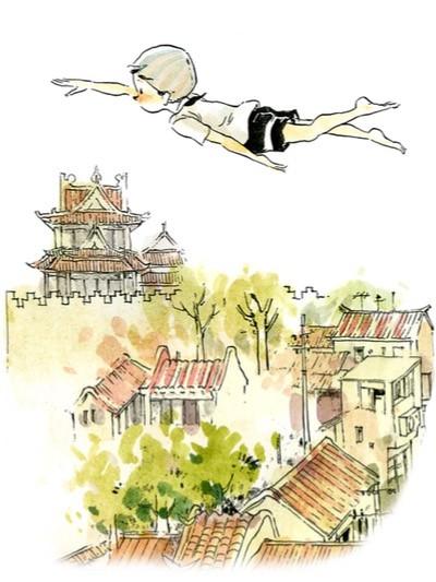 Les contes de la ruelle de Nie Jun planche 2