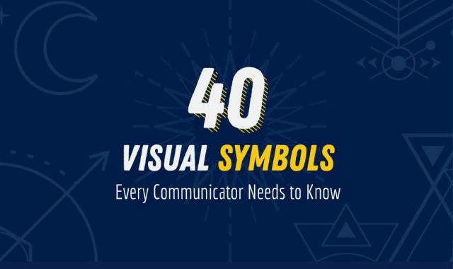 40 Visual Symbols Every Communicator Needs to Know