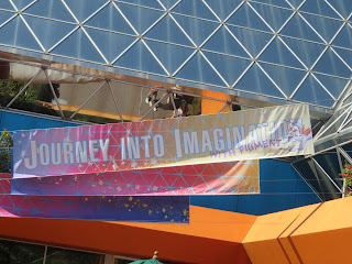 Journey Into Imagination With Figment Banner