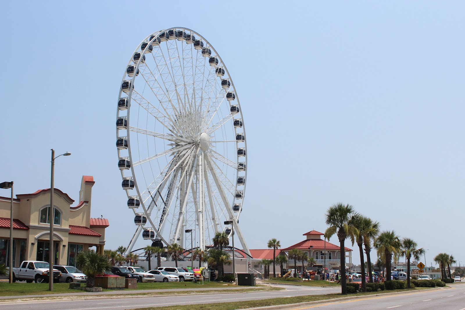 Observation Wheel Pensacola Beach Fl