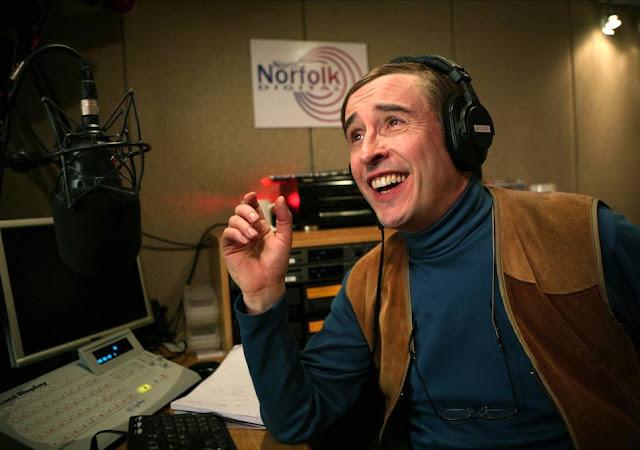 Alan Partridge (Steve Coogan) : le cauchemar de tout auditeur de radio