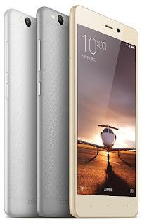 Harga Xiaomi Redmi 3
