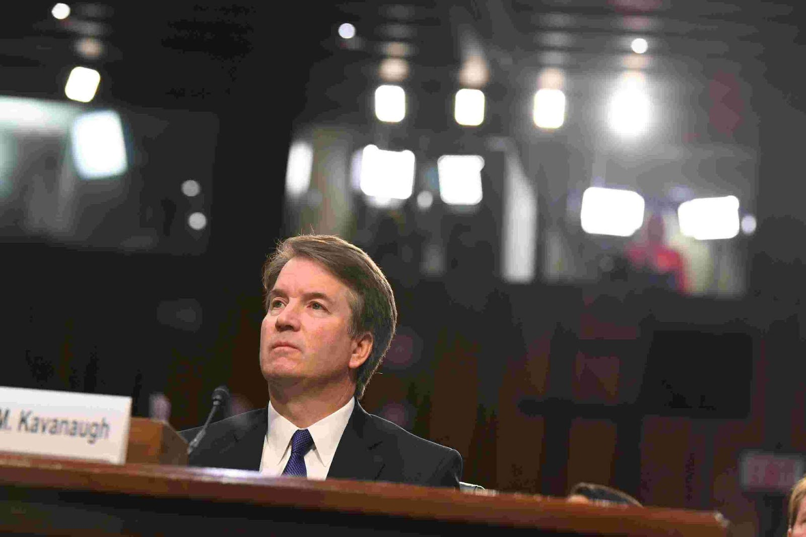 Brett Kavanaugh: Supreme Court Nomination Hearing Begins With Skirmishes, Charge Of 'Mob Rule'