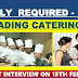 REQUIREMENTS FOR A LEADING CATERING CO. UAE | APPLY NOW