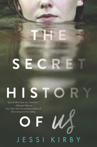 The Secret History of Us book cover