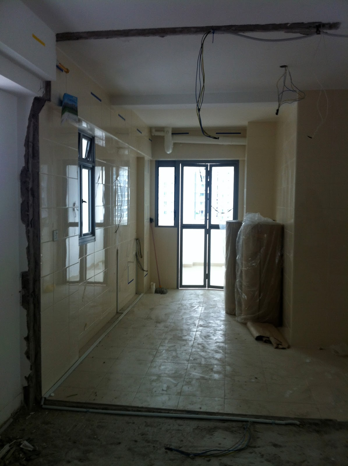Hdb Two Room Reno: IMBUED With LOVE: Things To Take Note During HDB