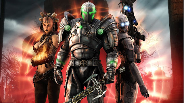 Hellgate : London FPS v.1.3.3.0 Mod APK High Damage [MEGA MOD]