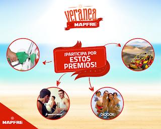 [Sorteo] Participa por vales en gasolina, membresías en gimnacio y más - Veranea con Mapfre