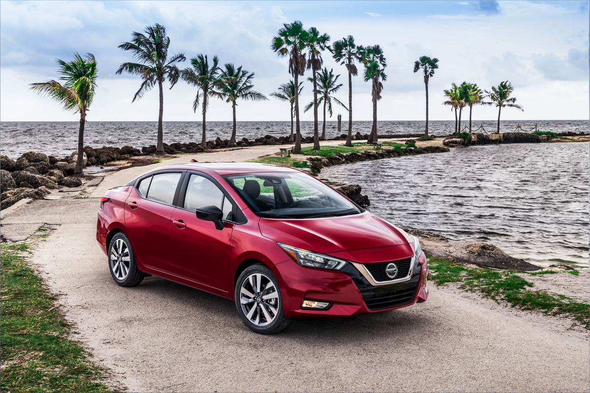 Nissan Announces New 2020 Versa | Subcompact Culture - The ...