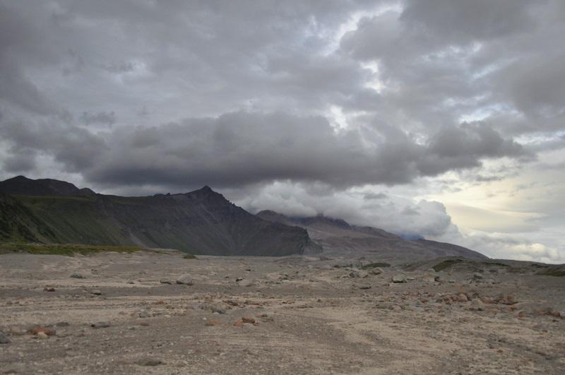 вулкан шивелуч камчатка