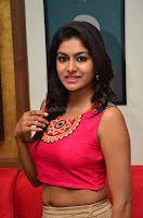 Akshita super cute Pink Choli at south indian thalis and filmy breakfast in Filmy Junction inaguration by Gopichand ~  Exclusive 060.JPG