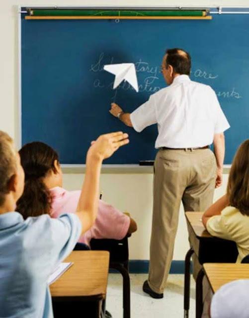 كيفيه التعامل مع الطالب المشاغب