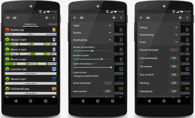 Advanced Download Manager Pro 6.1.1 APK