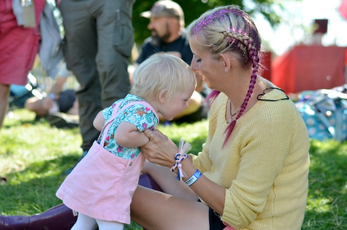 family friendly festival, Wilderness festival