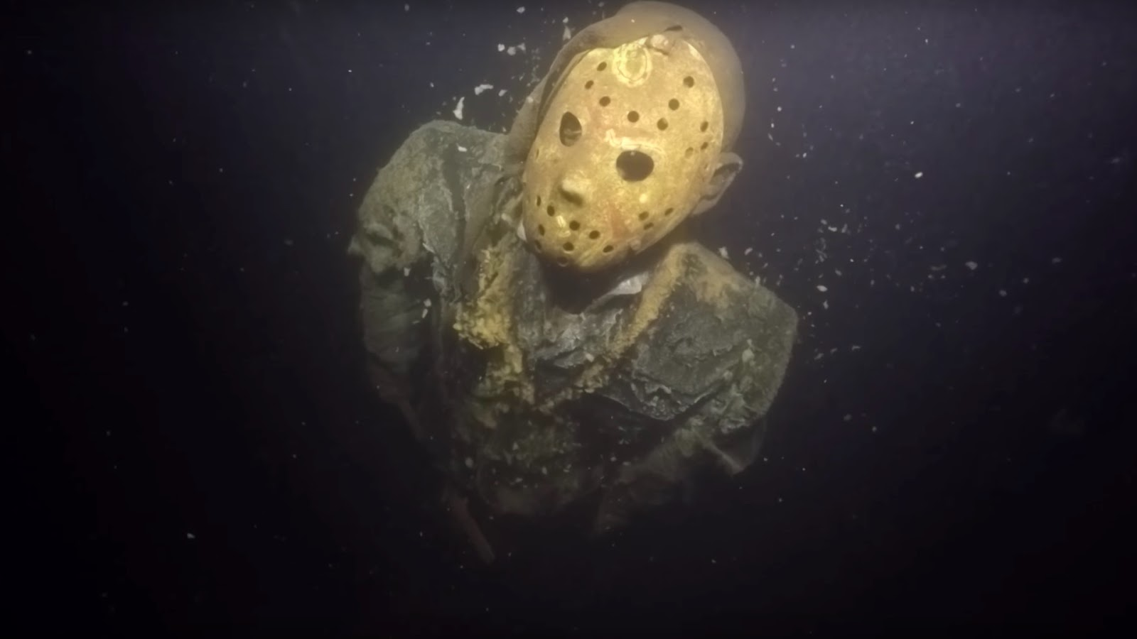 Jason lives, Friday the 13th, crystal lake
