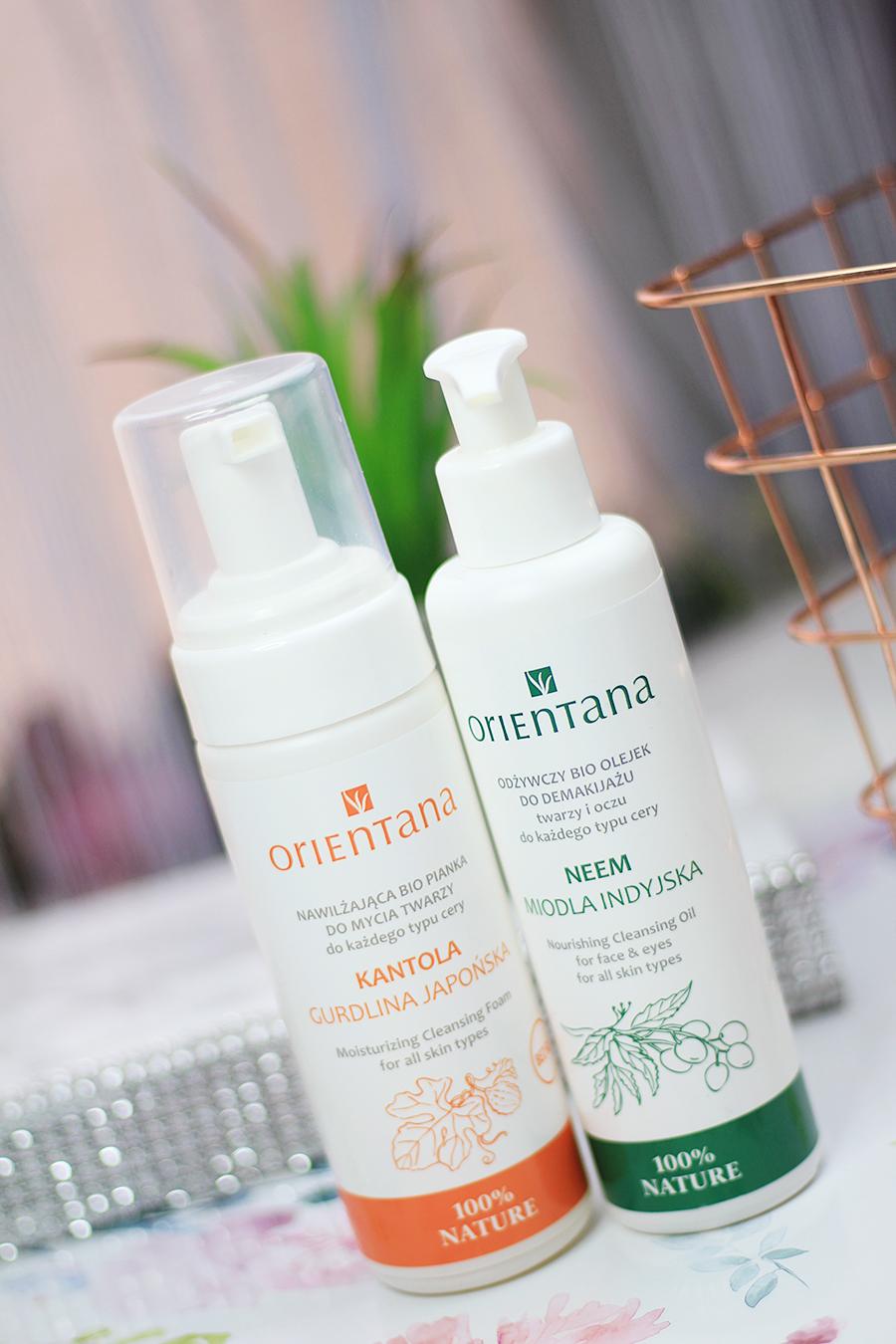 Oczyszczanie twarzy - Orientana