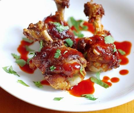 Imperial Inn - Chicken Lollipop (Non-veg)