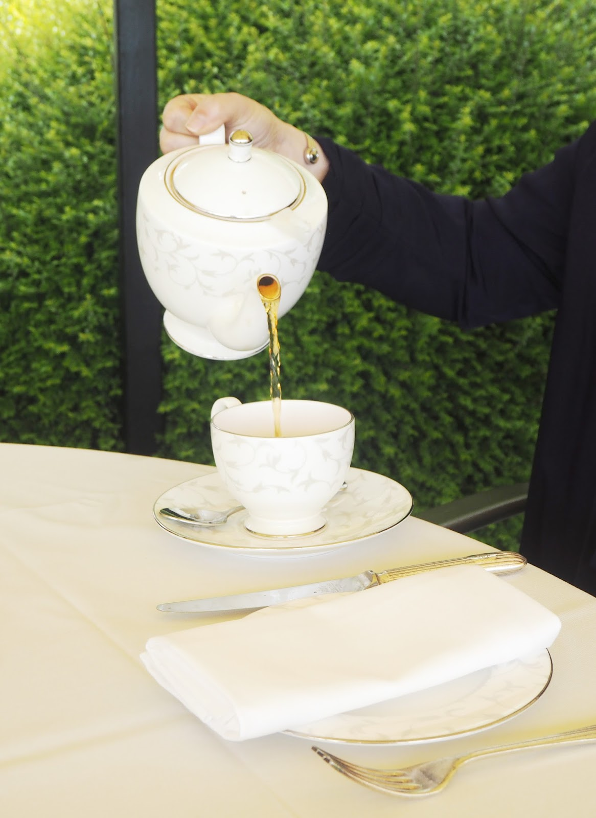 Afternoon tea review at South Lodge in Horsham - afternoon tea