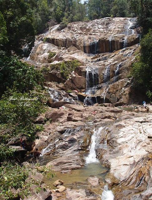 Sungai Pandan Waterfall Sungai Lembing Kuantan
