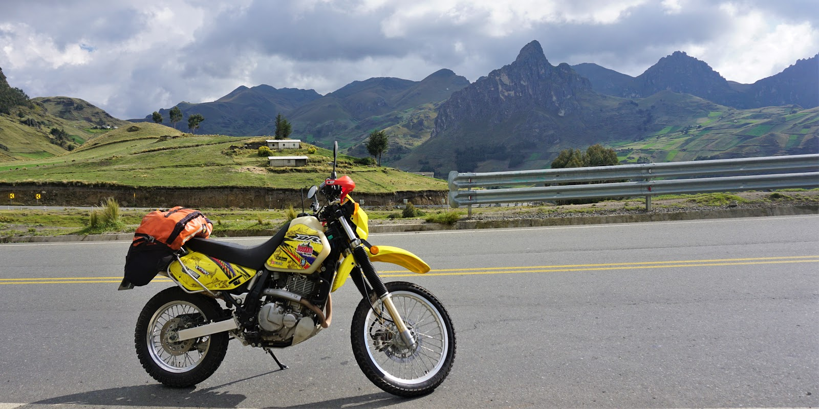 Circuito Quilotoa : The mountain lioness: riding the quilotoa loop