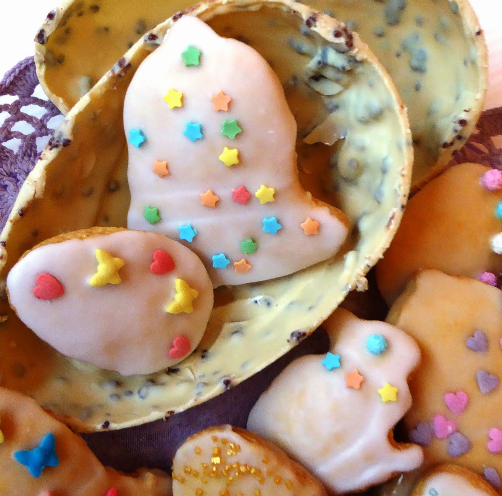 Biscotti di Pasqua, dessert