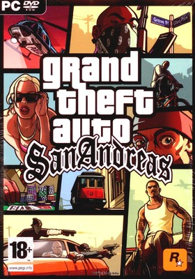 [Mac] Grand Theft Auto: San Andreas