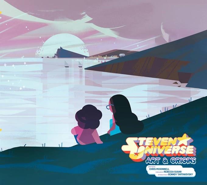 Art & Origins (Steven Universe) [Inglés]