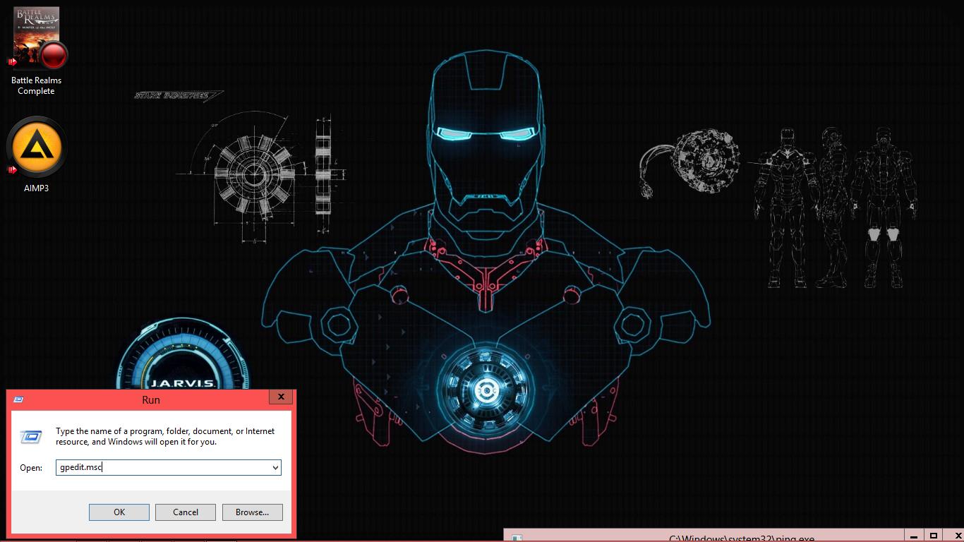 Rey Blog: Cara Menghilangkan Recycle Bin Di Desktop Windows 8