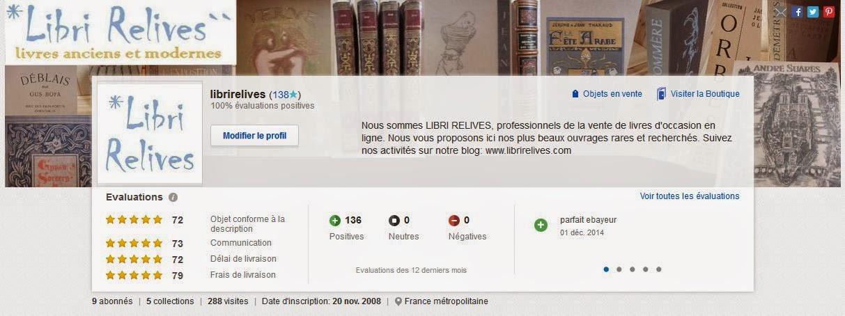 http://www.ebay.fr/usr/librirelives