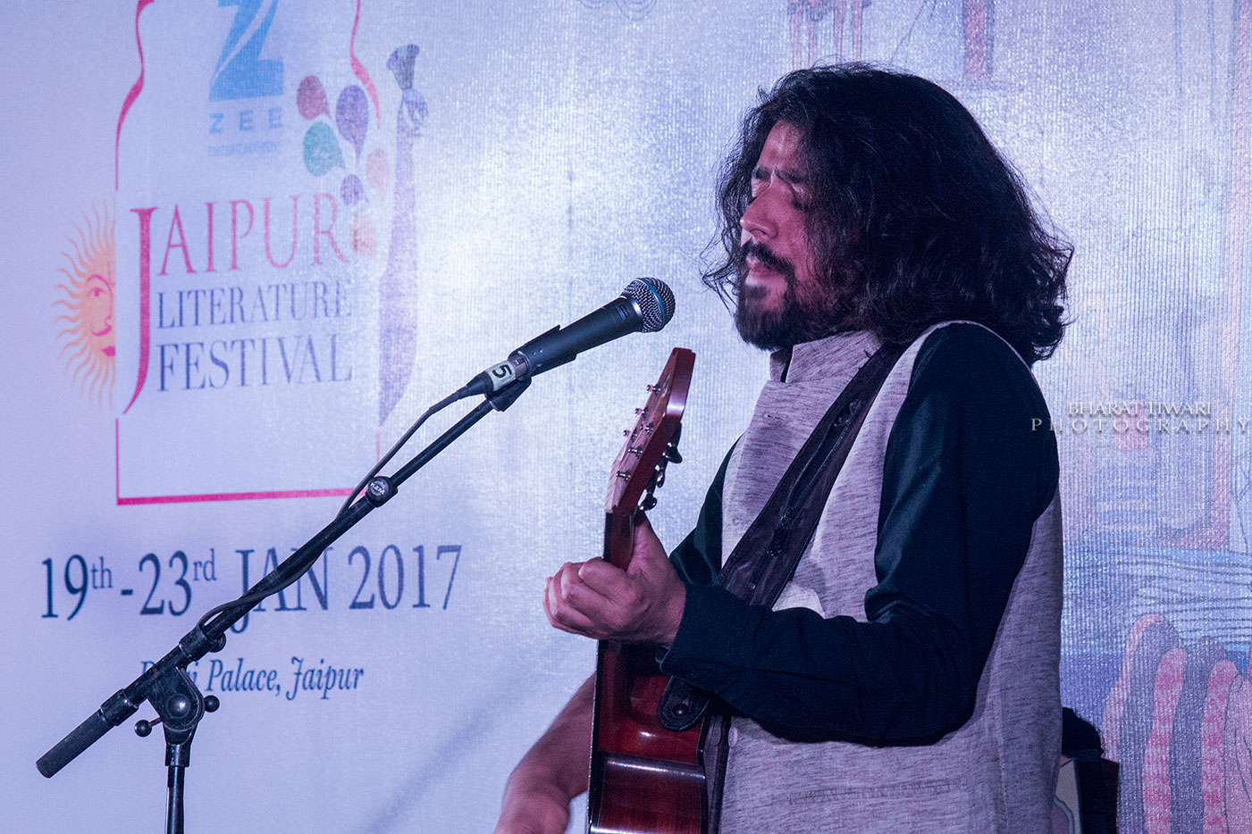 joyous musical performances performed by Harpreet Singh