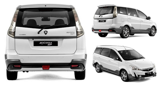 MPV Pilihan Keluarga Bawah Harga RM100K - Proton Exora