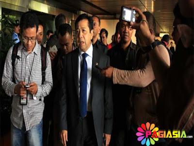 Jaksa KPK Bertanya ke Novanto Mengenai Reza Herwindo Anaknya yang Bekerja dengan Andi Narogong dan Tersangka Miryam Terkait Keterangan Palsu e-KTP