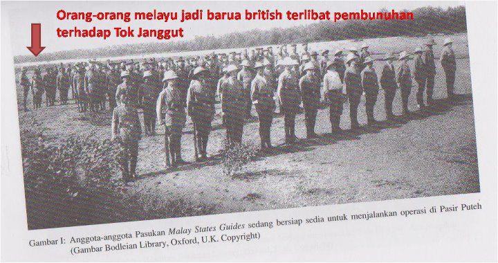 Kesudahan Sedih Pejuang Melayu Pengkhianat
