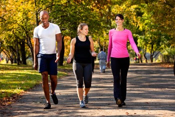Learn how you can lose weight 4-8 kg at Walk