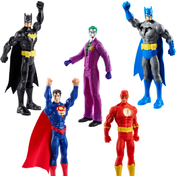 BATMAN SORT FIGURAS