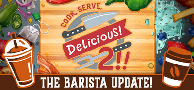 Cook Serve Delicious 2 Barista-PLAZA
