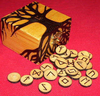 Calendario Mágico: Fiesta de las Runas