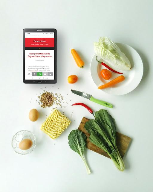 resep koki, resep koki co, resep masakan, situs resep masakan